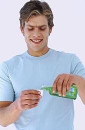 Karies-Schutz: Lange genug spülen
