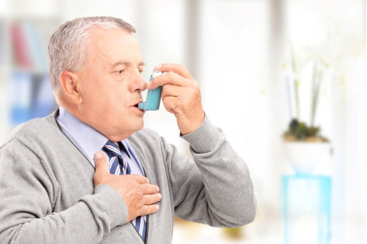 Knochenverlust: Asthma spielt eine Rolle